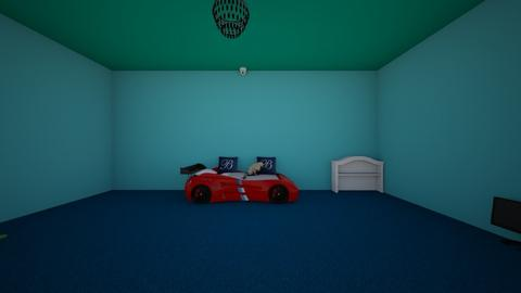 Marc Alonso - Bedroom - by alumnes