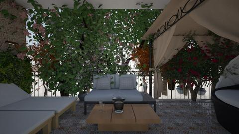 hotel room 9 - by mali savir