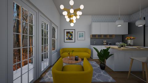 bb - Living room - by ljubitelj