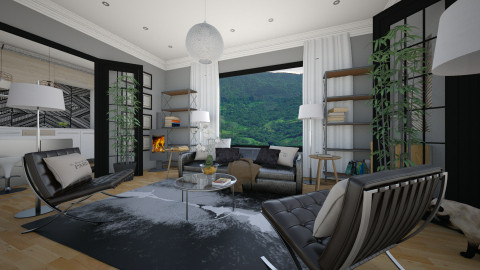 easy sofa - Modern - Living room - by sometimes i am here