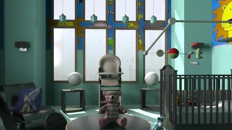 mintys room 2 - Modern - Kids room - by trees designs