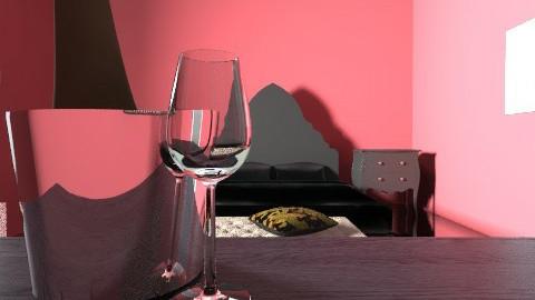 redroomwine - Bedroom - by mslmkus