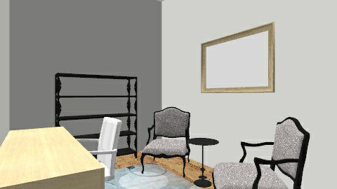 PS Office 2 - Glamour - Office - by AP105