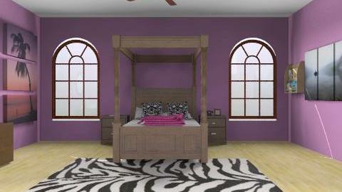 Classic Teen Bedroom - Classic - Bedroom - by yankees2