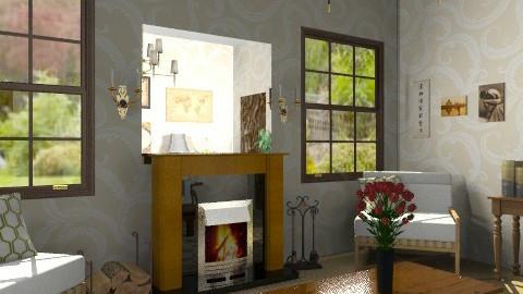 Spirebrook Living Room - Living room - by gocello