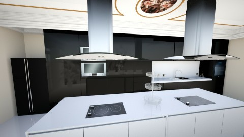 my - Glamour - Kitchen - by markiza23061994