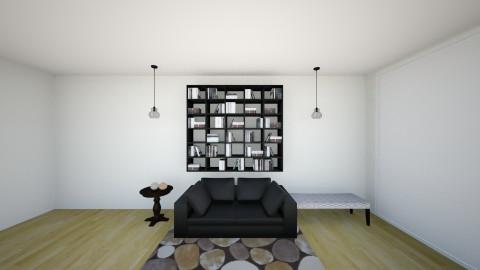 Part of living room - Classic - Living room - by Katarina Bogosavac