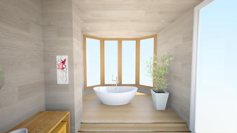 Inspiration - Bathroom - by shannonhu