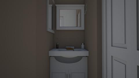bathroom - Bathroom - by brookecosta