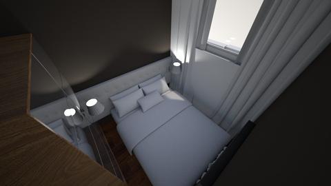 apartament - Bedroom - by ELVI