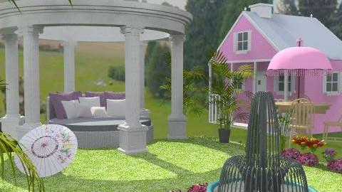 daveleens garden - Classic - Garden - by leendave
