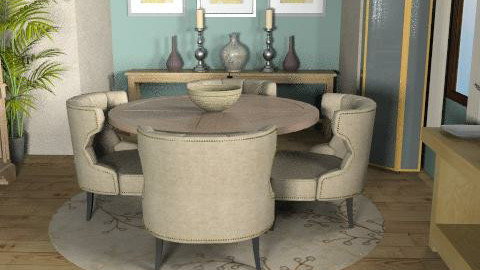 Home Series: Dining Room - Classic - Bedroom - by reedj0218