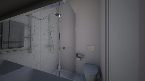 baie 5 - Bathroom - by IuliaDoll30