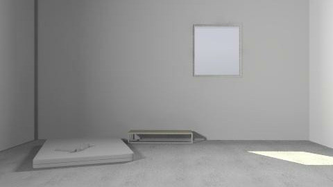 empty - Minimal - Living room - by benss