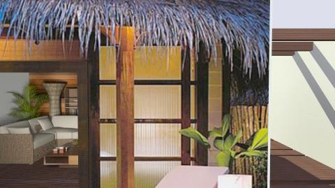 Bahay Kubo1 - Living room - by CLopeez
