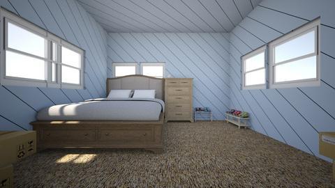 My room - Bedroom - by CeriseHood