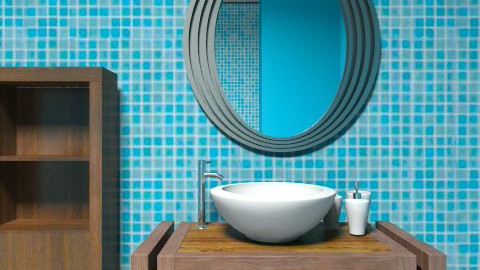 bethroom - Modern - Bathroom - by tamyres
