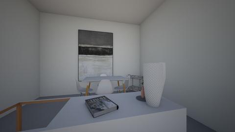 scandi living area - Living room - by scandihmj