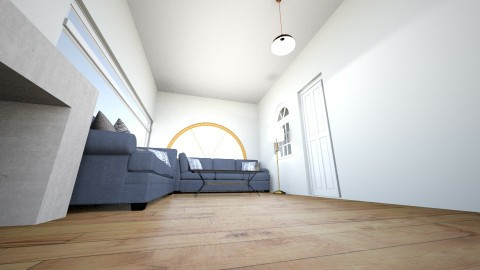 living room - by Robert Graham Hughes