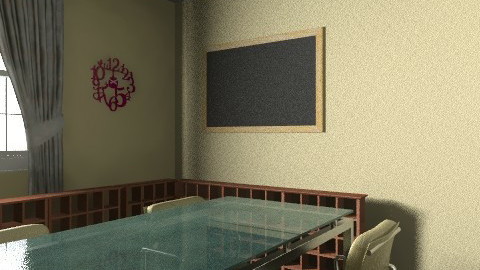 craft room - Minimal - Office - by Jeanettee Maloy