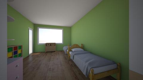 projectBgMam1 - Kids room - by maybach