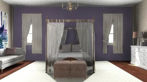 bedroom - Bedroom - by alexafaivre