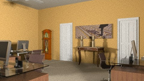 Home Office  - Classic - Office - by BusinessIdea