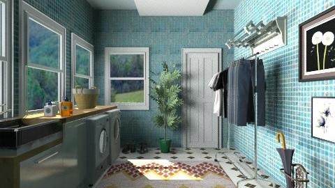laundry - Classic - by bigskylibby