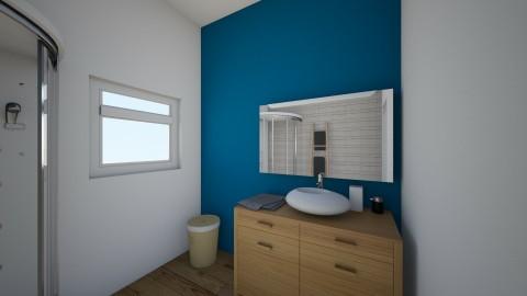 Petit appartement - Retro - Bathroom - by Ines 66