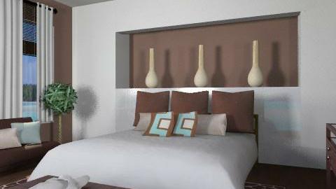 Cinnamon - Modern - Bedroom - by channing4