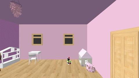 Part5 - Kids room - by dominika06202