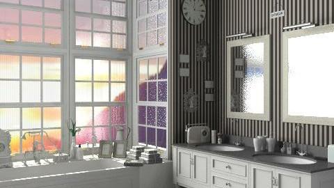 Bianco - Bathroom - by ATOMIUM