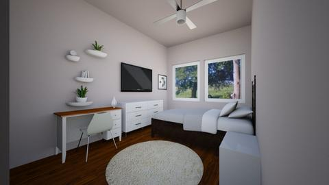 new room - Modern - Bedroom - by jewel_cohen_lol