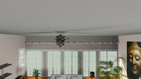 LIVING_ROOM - Modern - Living room - by Julia Calland