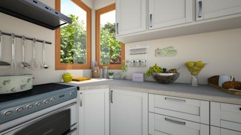 Kitchen corner - Kitchen - by moosierawwr