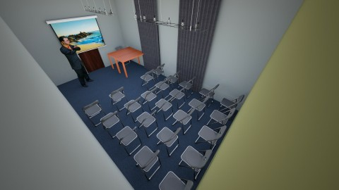 reha physio 2 small class - Minimal - Office - by ebikis