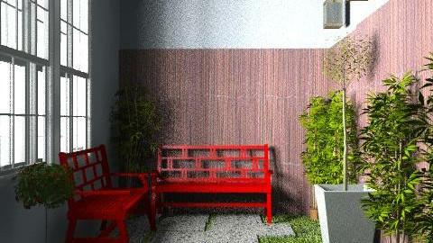 Zen garden - Eclectic - Garden - by TUANH