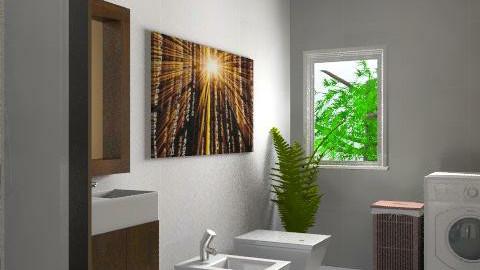 Vaso2 - Minimal - Bathroom - by tijana