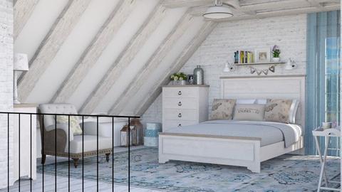 SC Bedroom - Bedroom - by Lizzy0715