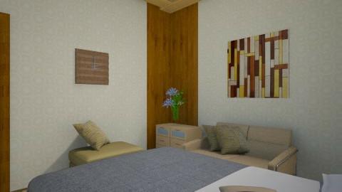 A Bedroom C - by saniya123
