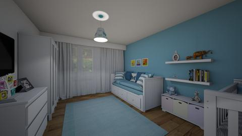 nursey  - Kids room - by Flori Santa