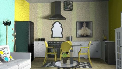 Instyle - Eclectic - Kitchen - by channing4