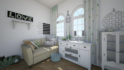 1 - Living room - by Bellatrix Lestrange