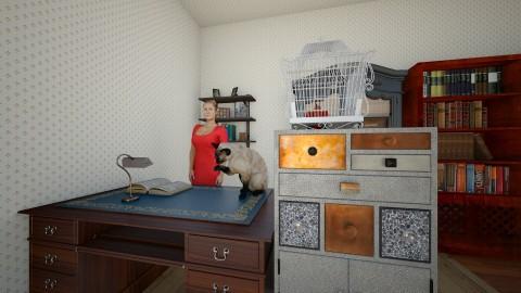 The Oddity Shop - Vintage - Office - by olivia lee