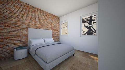 Room - Bedroom - by Assadi_Leila
