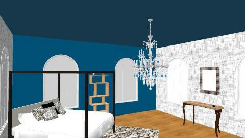Random Bedroom - Modern - Bedroom - by designluvr
