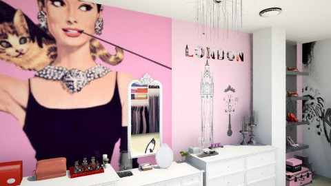 roo mofashion9designer - Bedroom - by La Pachamama Paz