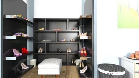 Mommys room closet - by Aliahamr