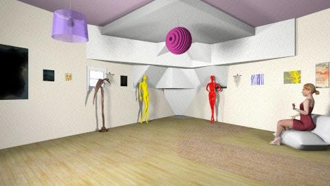 Art Room - by MahaMA