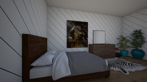 kett - Bedroom - by karaket